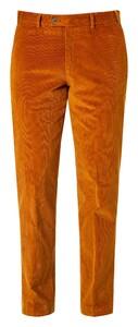 Hiltl Parma Supima Baby Corduroy Ribbroek Oranje
