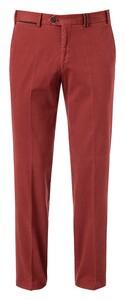 Hiltl Peaker-S Golden Tag Supima Satin Pants Wine Red
