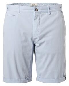 Hiltl Pisa-T Cotton Stretch Bermuda Light Blue