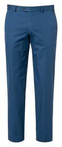 Hiltl Porter 2.0 American Compact Cotton Broek Ink Blue