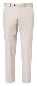 Hiltl Porter 2.0 American Compact Cotton Broek Zand