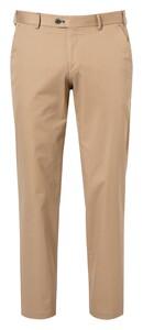 Hiltl Porter 2.0 American Compact Cotton Pants Beige