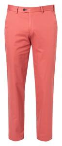 Hiltl Porter 2.0 American Compact Cotton Pants Salmon