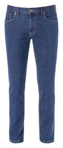 Hiltl Seth Denim Stretch 10 OZ Jeans Dark Evening Blue