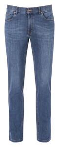 Hiltl Seth Denim Stretch 10 OZ Jeans Jeans Blauw
