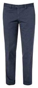 Hiltl Teaker-S Cotton Stretch Pants Dark Evening Blue
