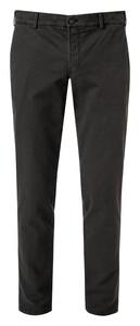 Hiltl Thiago Cotton Stretch Broek Zwart