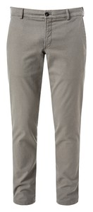 Hiltl Thiago Cotton Stretch Pants Khaki