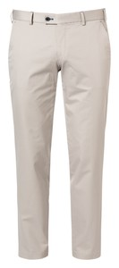 Hiltl Tourist 2.0 American Compact Cotton Pants Sand