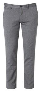Hiltl Tucker 202 Refined Covercoat Pants Anthracite Grey