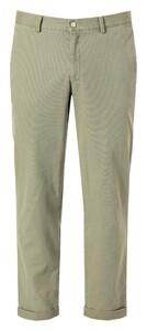 Hiltl Victor Cotton Stretch Pants Olive