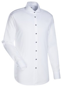 Jacques Britt Uni Contrasted Button Wit