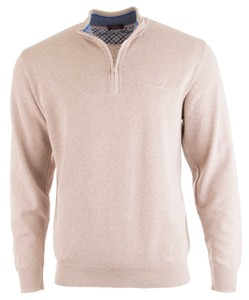Paul & Shark Yachting Collection Cotton Pullover Zand