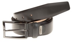 Lindenmann Luxury Flame Belt Grijs
