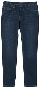 Gant Tapered Jeans Dark Blue Worn In