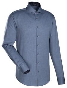Jacques Britt Uni Contrast Aqua Blue