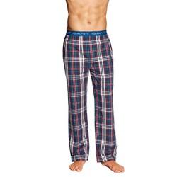 Gant Pyjamabroek Poplin Check Navy