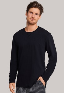 Schiesser Mix & Relax T-Shirt Antraciet