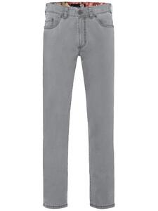 Gardeur Nevio Smart Cotton Flex 5-Pocket Grijs