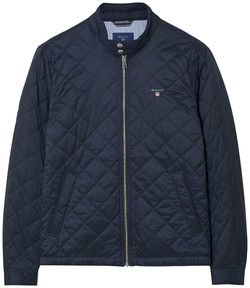 Gant The Quilted Windcheater Navy