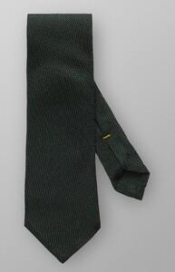 Eton Fine Structure Silk Donker Groen