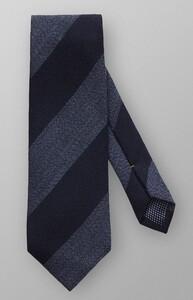 Eton Diagonal Block Tie Dark Navy