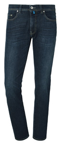 Pierre Cardin Lyon Tapered Futureflex Jeans Blue Stone