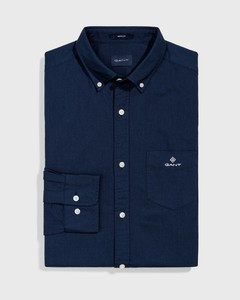 Gant Oxford Uni Shirt Persian Blue