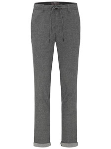Fynch-Hatton Botswana Drawstring Pants Ashgrey
