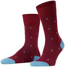 Falke Dotted Socks Burnt Sienna