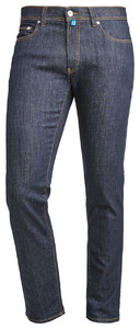 Pierre Cardin Lyon Tapered Futureflex Jeans Rinse Washed Navy Grey