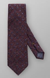 Eton Dotted Tie Midnight Navy