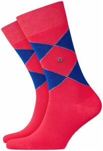 Burlington Organic Socks Diep Blauw