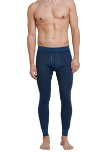 Schiesser Original Classics Long Johns Petrol