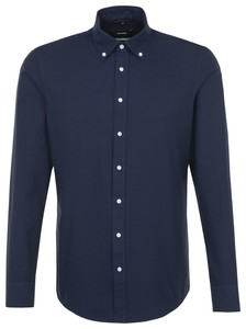 Seidensticker New Button Down Uni Navy