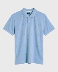 Gant Surfer Poloshirt Capri Blue