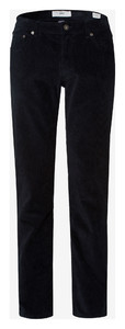 Brax Cooper Fancy Cotton Rib Navy