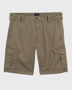 Gant Relaxed Twill Utility Shorts Deep Lichen Green
