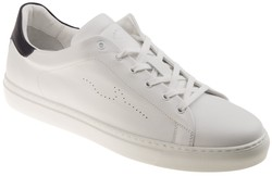 Paul & Shark Shark Yachting Shoes White