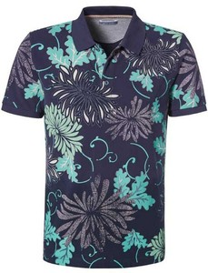 Pierre Cardin Denim Academy Fantasy Polo Marinegroen