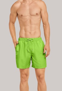 Schiesser Tropical Storm Swimshorts Bright Lime