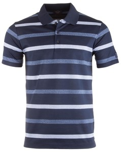 Paul & Shark Blue-Blue Stripe Blauw