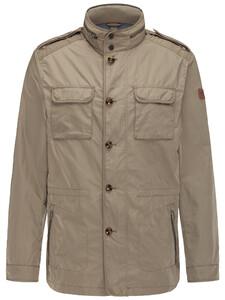 Fynch-Hatton Field Jacket Shape Memory Taupe