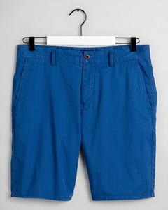 Gant Cotton Summer Shorts Nautical Blue