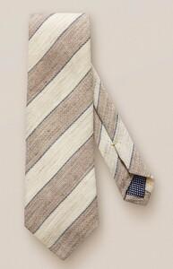 Eton Striped Blend Off White-Bruin