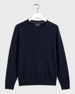 Gant Wool Cashmere Avond Blauw