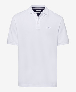Brax Pete Uni Polo Wit
