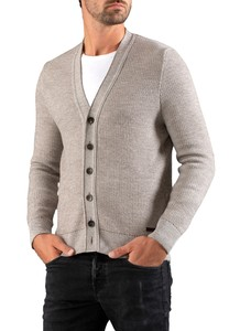Maerz Klassiek Vest Mixed Beige