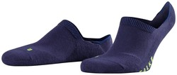 Falke Cool Kick Invisible Blueberry Melange