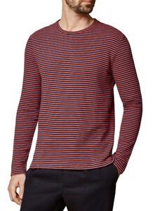 Maerz Striped T-Shirt Grenadine